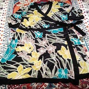ALFANI FLORAL DRESS